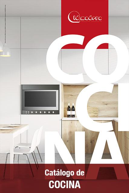 catálogo de cocina - todomadera