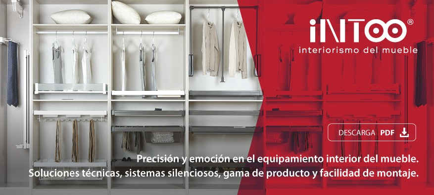 Equipamiento interior de mueble - Intoo+1