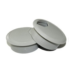 PASACABLES COLELL 60mm GRIS