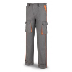 PANTALON ALGODON SUPER TOP GRIS T38